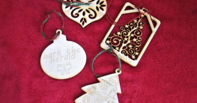 Make a Laser-Cut Holiday Ornament at the Carnegie Science Center